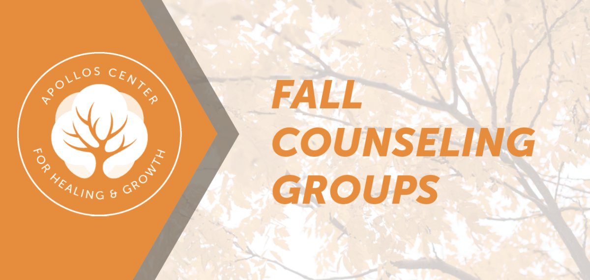 Fall Counseling Groups