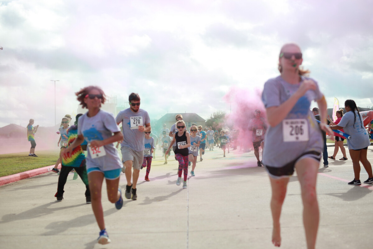 RGT X: 5K/10K & Color Run