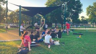 Sunday Nights At the Park! FSM & MERGE