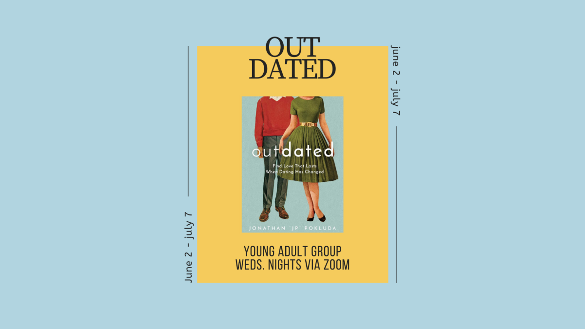 Outdated: Young Adults ZOOM Group