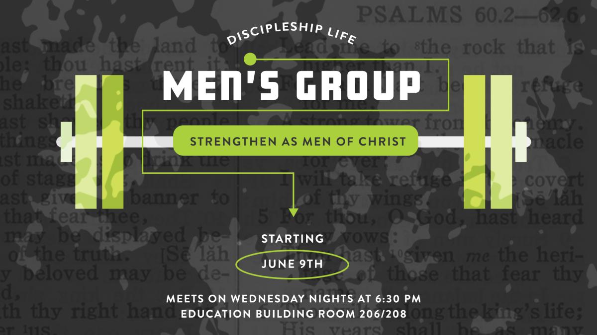 D-Life Men's Group